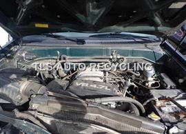 2002 Toyota Sequoia Parts Stock# 5195BK