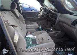 Parting Out 2005 Toyota Sequoia - Stock - 6031PR - TLS Auto Recycling