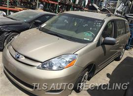 Parting Out Stock# 9529PR 2007 Toyota Sienna