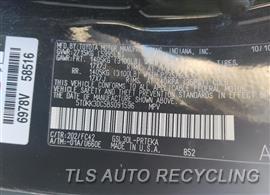 2011 Toyota Sienna Parts Stock# 10251P