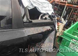 2016 Toyota Sienna Parts Stock# 9008BK