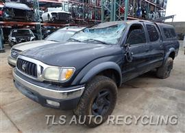 Parting Out Stock# 8025OR 2004 Toyota Tacoma