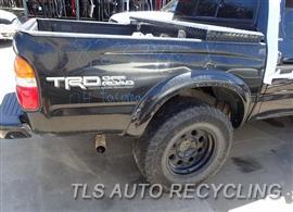2004 Toyota Tacoma Parts Stock# 8239BR