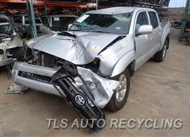 Parting Out Stock# 8137RD 2006 Toyota Tacoma