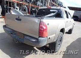 2006 Toyota Tacoma Parts Stock# 8244BK