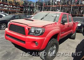 Parting Out Stock# 9591YL 2006 Toyota Tacoma