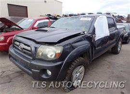 Parting Out Stock# 7530OR 2010 Toyota Tacoma
