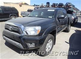 Parting Out Stock# 8263RD 2013 Toyota Tacoma