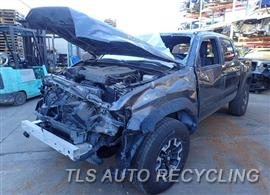 Parting Out Stock# 7559PR 2016 Toyota Tacoma