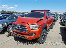 Used Toyota Tacoma Parts
