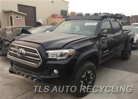 Parting Out Stock# 8639PR 2017 Toyota Tacoma