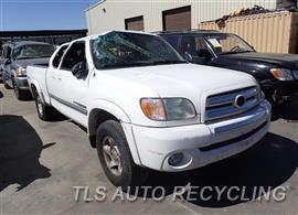 2004 Toyota Tundra Parts Stock# 7298PR