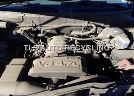 2005 Toyota Tundra Parts Stock# 5201OR