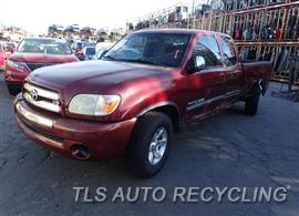 2005 Toyota Tundra Car for Parts