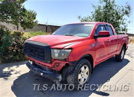 Parting Out Stock# 10337Y 2007 Toyota Tundra