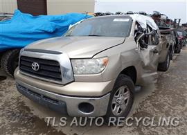 Parting Out Stock# 7142YL 2008 Toyota Tundra