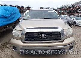 2008 Toyota Tundra Parts Stock# 7142YL