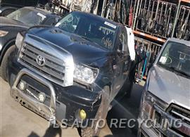 Parting Out Stock# 00097P 2009 Toyota Tundra