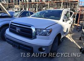 Parting Out Stock# 10149G 2011 Toyota Tundra