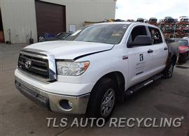 Parting Out Stock# 7537BR 2012 Toyota Tundra
