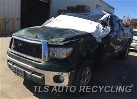 Parting Out Stock# 9102BR 2012 Toyota Tundra