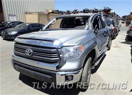 Parting Out Stock# 7306YL 2014 Toyota Tundra