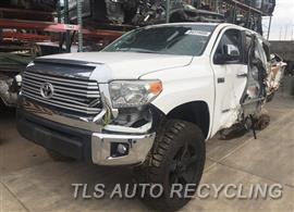 Used OEM Toyota Tundra Parts - TLS Auto Recycling