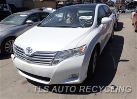 Parting Out Stock# 7345RD 2009 Toyota Venza