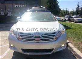 2010 Toyota Venza Car for Parts