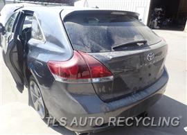 2013 Toyota Venza Parts Stock# 8493OR