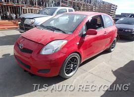 Used Toyota Yaris Parts