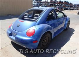 2000 Volkswagen BEETLE Car for Parts