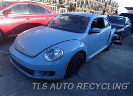 Used Volkswagen BEETLE Parts