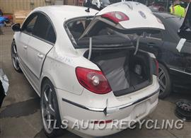 2009 Volkswagen CC VOLKS Parts Stock# 9835PR