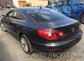 2010 Volkswagen CC VOLKS Parts Stock# 9556PR