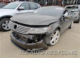 2013 Volkswagen CC VOLKS Parts Stock# 10038B