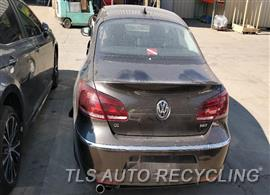 2015 Volkswagen CC VOLKS Parts Stock# 00080B