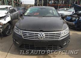 2016 Volkswagen CC VOLKS Parts Stock# 9032OR