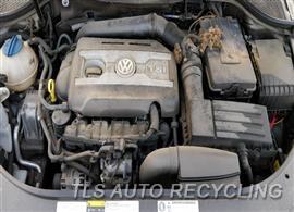 2016 Volkswagen CC VOLKS Parts Stock# 00480W