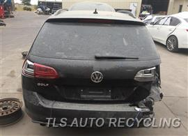 2015 Volkswagen GOLF Parts Stock# 9295PR