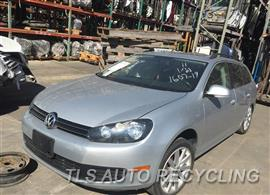 Parting Out Stock# 9581OR 2011 Volkswagen Jetta