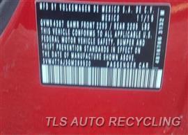 2016 Volkswagen JETTA Parts Stock# 00356P