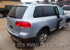 2005 Volkswagen TOUAREG Car for Parts