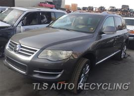 Used Volkswagen TOUAREG Parts