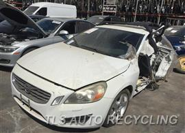 Parting Out Stock# 9583PR 2013 Volvo S60