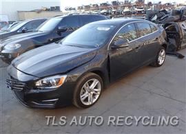 Parting Out Stock# 7450YL 2015 Volvo S60