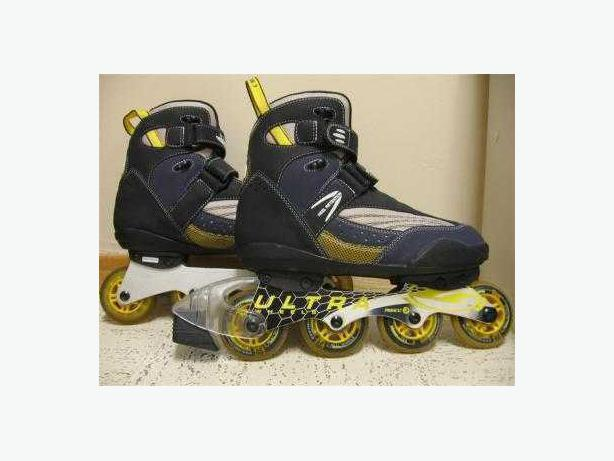 Ultra Wheels Inline Skates