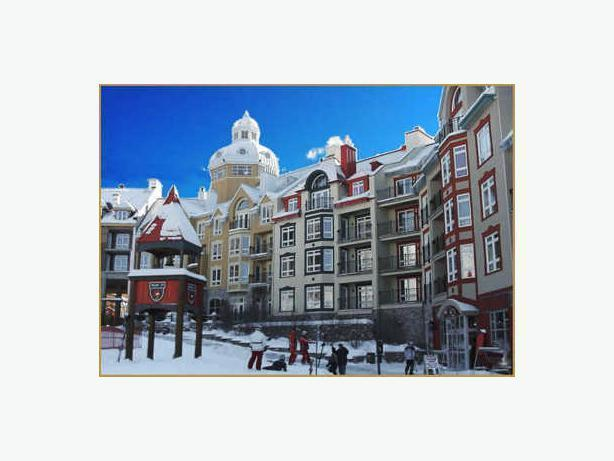 Mont Tremblant Condo for Rent