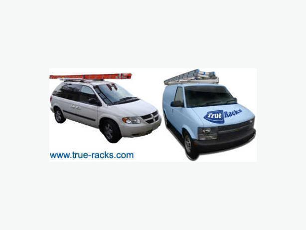 Ladder Racks for Commercial Vans,  Minivans
