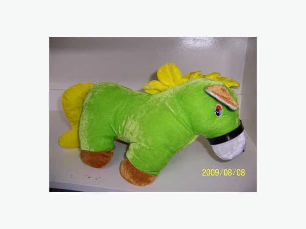 CASSELMAN - cheval toutou -